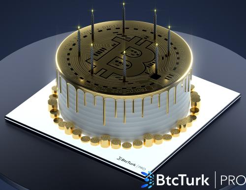 Doğum Gününüz Kutlu ve Bitcoin'li Olsun