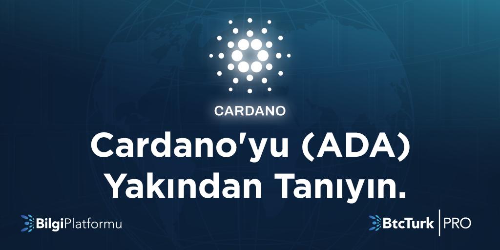 Cardano'yu (ADA) Yakından Tanıyın