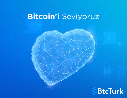 Bitcoin'i Seviyoruz