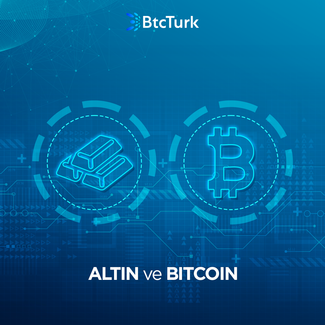 Altın ve Bitcoin