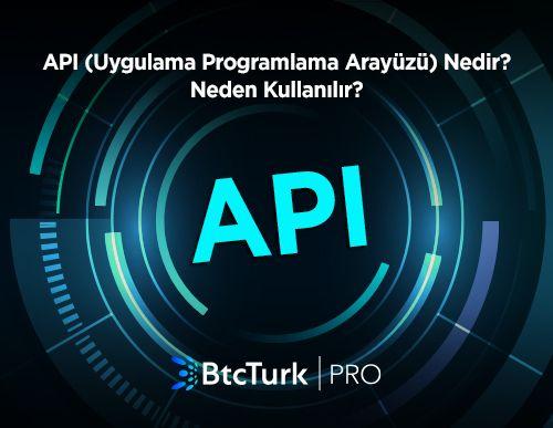 API nedir? Neden kullanılır?