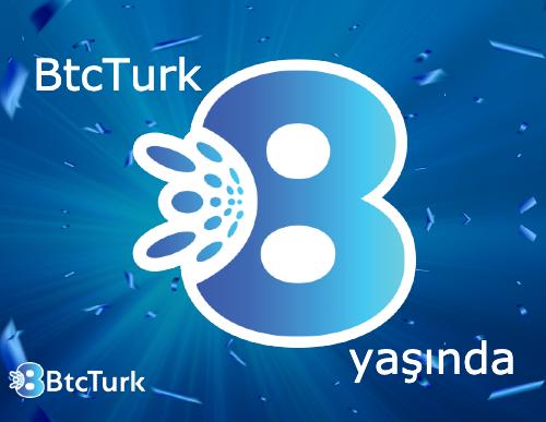 Türkiye'yi Bitcoin'le tanıştıran BtcTurk 8 yaşında
