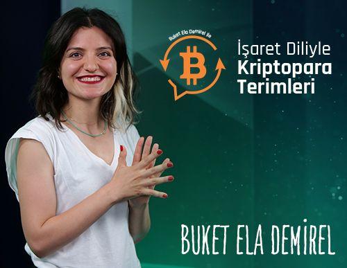 Türk İşaret Dilinde Bitcoin Terimleri